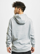Famous Stars & Straps Composition Hoody Heather Grey image number 1