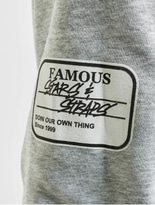 Famous Stars & Straps Composition Hoody Heather Grey image number 3
