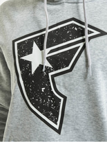 Famous Stars & Straps Composition Hoody Heather Grey image number 4