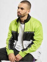 Fila Urban Line Hachiro Track Jacket Acid Lime/Black/Bright White