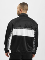 Fila Urban Line Hachiro Track Jacket Acid Lime/Black/Bright White image number 1