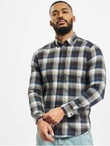 Jack & Jones jjeClassic Check Shirt Olive Night/Slim Fit image number 0