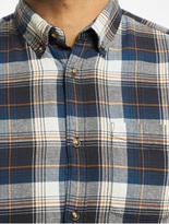 Jack & Jones jjeClassic Check Shirt Olive Night/Slim Fit image number 3