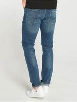 Jack & Jones jjiTim jjOriginal Slim Fit Jeans Blue Denim image number 0