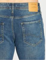 Jack & Jones jjiTim jjOriginal Slim Fit Jeans Blue Denim image number 2
