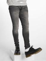 Jack & Jones jjiTom jjOriginal Am 817 Skinny Jeans Black Denim image number 0
