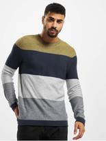 Jack & Jones jorFlame Knit Sweater Trekking Green