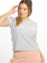 Just Rhyse Santa Ana T-Shirt Grey Melange image number 0