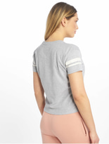 Just Rhyse Santa Ana T-Shirt Grey Melange image number 1