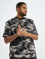 Karl Kani Kk Small Signature Camo T-Shirt Black image number 0