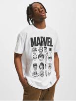 Merchcode Marvel T-Shirt White image number 2