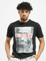 Mister Tee 2PAC All Eyez On Me T-Shirt Black image number 0