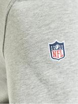 New Era Team Logo Hoody Light Grey Heather image number 4