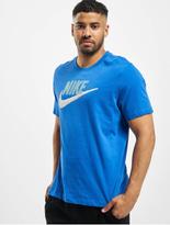 Nike Brand Mark T-Shirt Black/Obsidian Mist image number 0