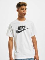 Nike Sportswear T-Shirt Black/White image number 2