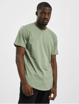Only & Sons onsMatt Life Longy Noos T-Shirt Hedge Green image number 0