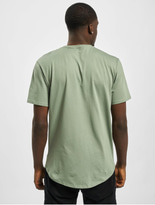 Only & Sons onsMatt Life Longy Noos T-Shirt Hedge Green image number 1