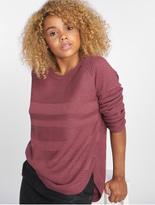 Only onlCaviar Knit Sweatshirt Wild Ginger image number 0
