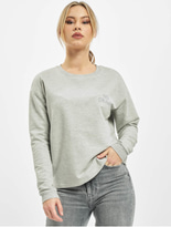 Only onlDiana Sweatshirt Kalamata/No Bad Days