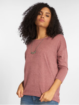 Only onlElcose 4/5 Solid Sweatshirt Mesa Rose image number 0
