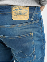 Petrol Industries Tapered Jeans Medium Stone image number 4