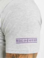 Rocawear Neon T-Shirt Grey Melange image number 4