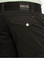 Sublevel Haka Cargo Shorts Military Green image number 5