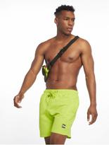 Urban Classics Block Swim Shorts Black/Black