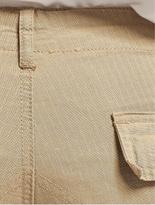 Urban Classics Camouflage Cargo Pants Beige (W 28 beige) image number 4