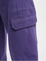 Urban Classics Cargo Sweatpants Purple image number 6
