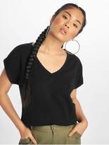 Urban Classics Extended Shoulder T-Shirt Black