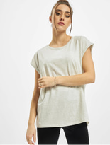 Urban Classics Extended Shoulder T-Shirt Black