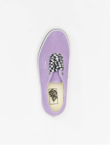 Vans UA Authentic Platform 2.0 Sneakers Checkerboard Lace/Viole image number 3