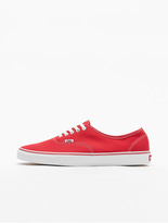 Vans UA Authentic Sneakers Red image number 0