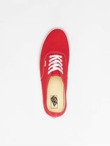 Vans UA Authentic Sneakers Red image number 3