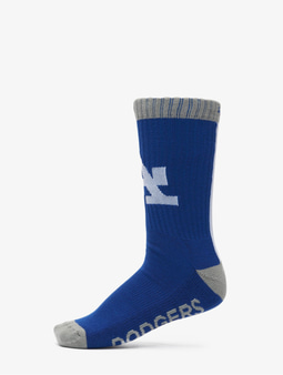 '47 Dodgers Royal Bolt Sport Socks Royal