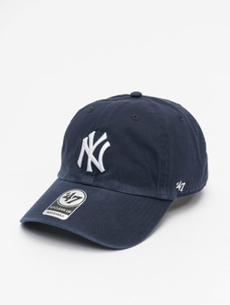 '47 MLB New York Yankees Clean Up Cap Red