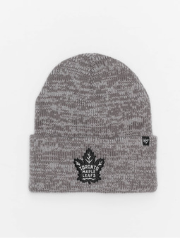 '47 NHL Toronto Maple Leafs Brain Freeze Cuff Knit Beanie Dark Grey