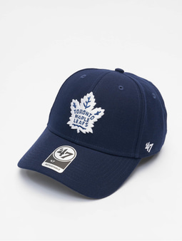 '47 NHL Toronto Maple Leafs MVP Snapback Cap Light Navy