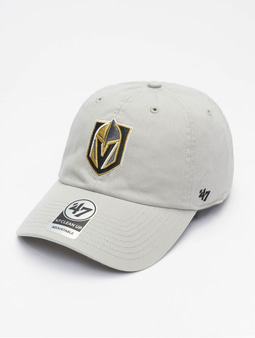 '47 NHL Vegas Golden Knights Clean Up Snapback Cap Grey