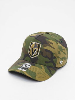 '47 NHL Vegas Golden Knights Grove MVP DT Snapback Cap Camouflage