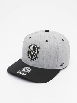 '47 NHL Vegas Golden Knights Storm Cloud TT MVP DP Snapback Cap Charcoal