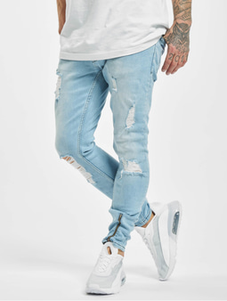 2Y Anton Slim Fit  Jeans Blue