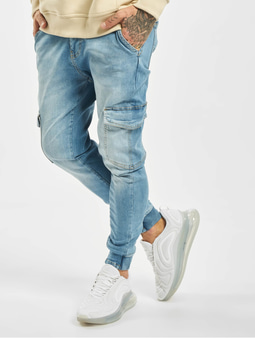 2Y Slim Fit Jeans Blue