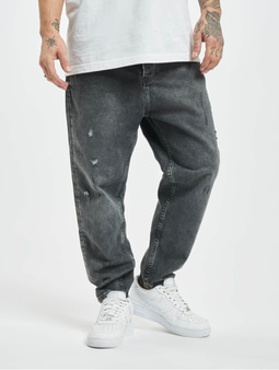 2Y Lucky Slim Fit Jeans Grey