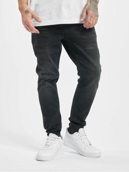 2Y Pablo Slim Fit Jeans Black
