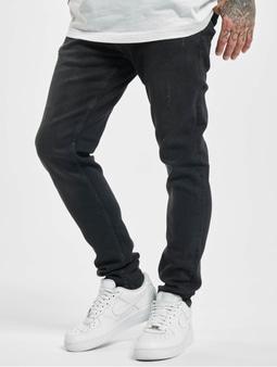 2Y Ronny Slim Fit Jeans Black