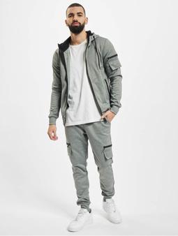 Aarhon Sweat Suit Grey