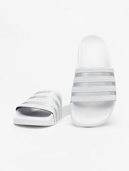 Adidas Originals Adilette Crystal White/Ftwr White/Crystal White