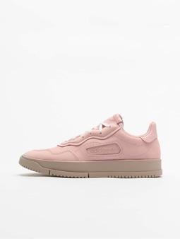 Adidas Originals SC Premiere Sneakers Vapour Pink/Vapour Pink/Light Brown